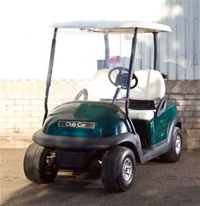 Golf Cart 2005 Club Car Model Precedent Professional Battery