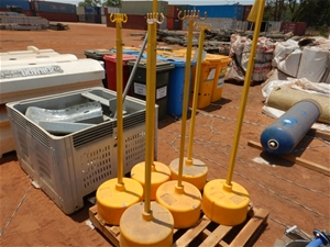 Electric Cable Holders, Site Safe