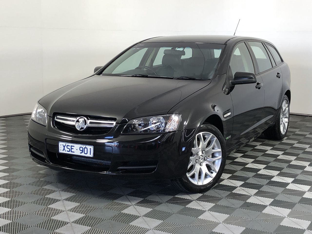 2010 Holden Sportwagon Omega VE Automatic (RWC ISSUED 22-10-19)