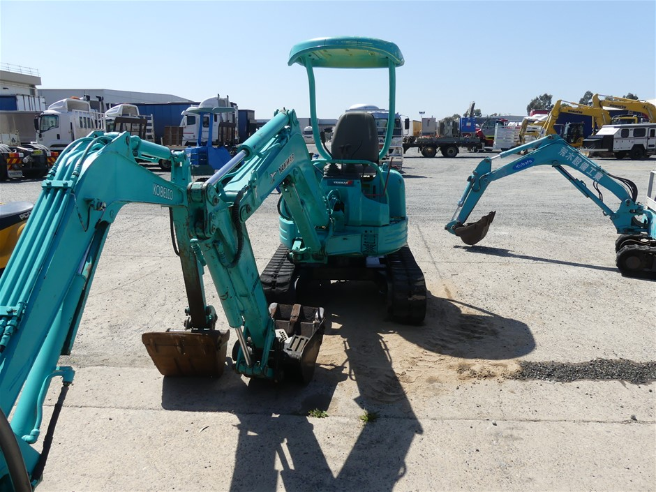 YANMAR VIO20 Excavator