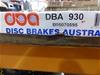 DBA Disc Brake Rotor Brakes