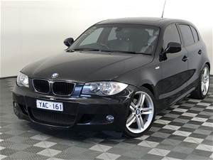 2010 BMW 1 20i E87 Automatic Hatchback