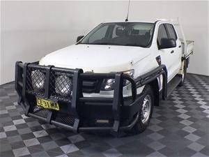 2015 Ford Ranger XL 4X4 PX Turbo Diesel