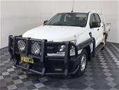 2015 Ford Ranger XL 4X4 PX Turbo Diesel Automatic Crew
