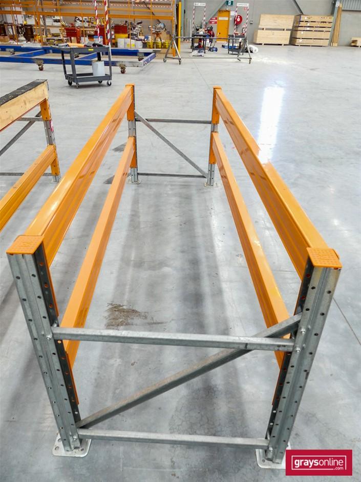 Dexion Type Pallet Racking Work Bench