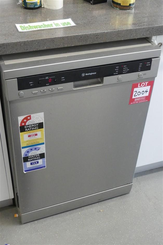 Westinghouse WSF-6608X Dishwasher