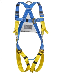 LIFT SAFE Full Body Safety Harness w/ 2