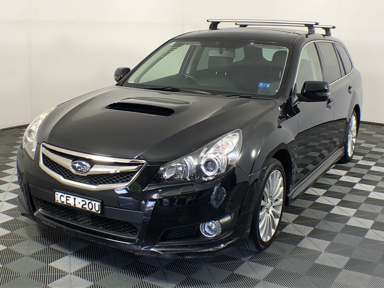 2011 Subaru Liberty 2.5i GT Premium B5 Automatic Wagon