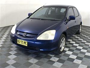 2002 Honda Civic VI 7th Gen Automatic Ha