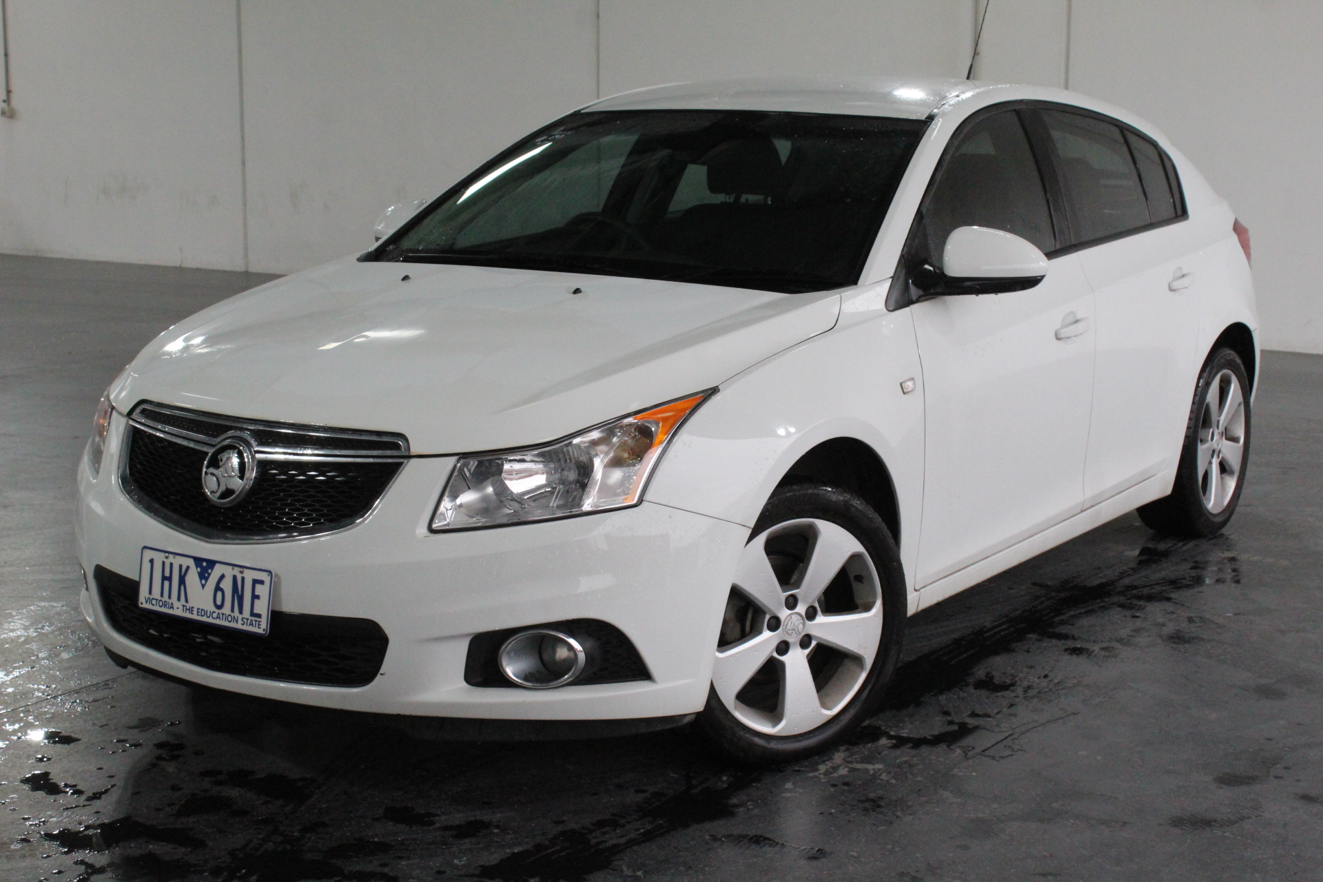 2014 Holden Cruze Equipe Automatic Hatchback