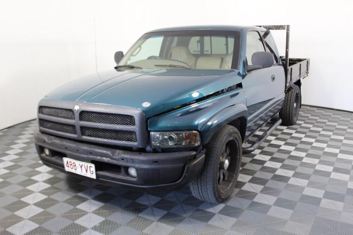 1998 Chrysler Dodge RWD Automatic Ute