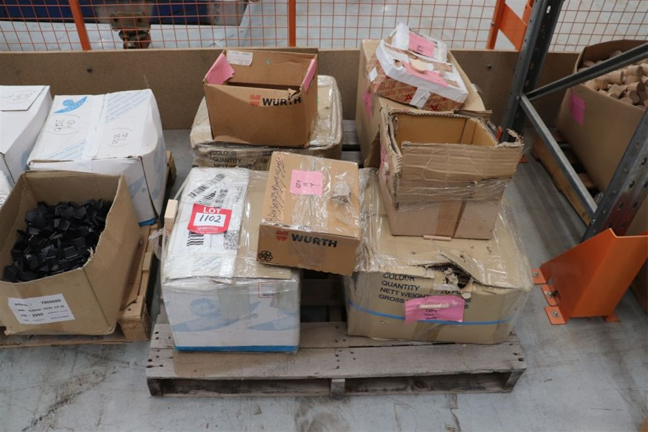 1 x Pallet of Consumable Store Stock