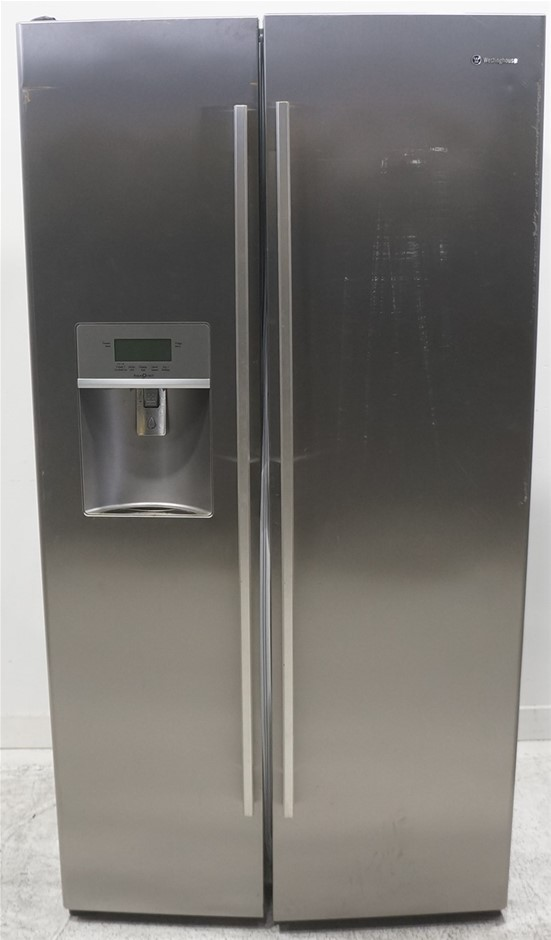 Westinghouse 600L Stainless Steel Side By Side Fridge (WSE6070SF)