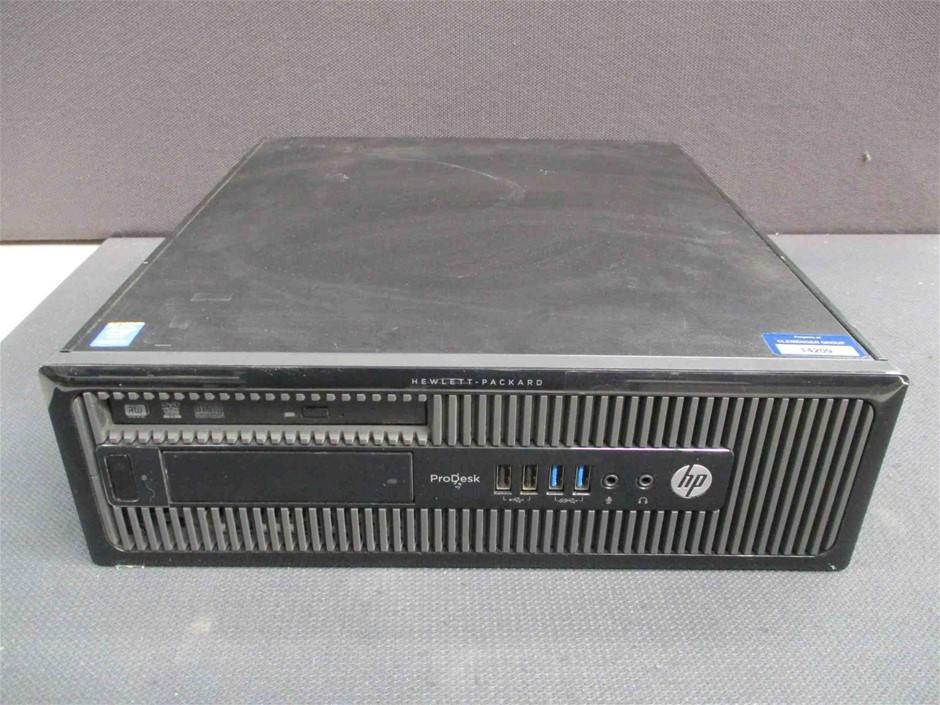HP ProDesk 400 G1 SFF Small Form Factor (SFF) Desktop PC