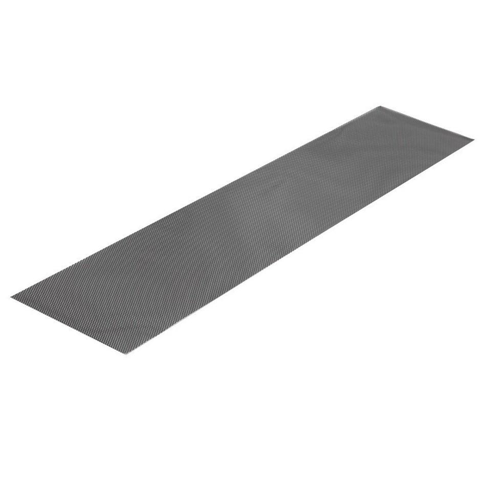 30x Gutter Guard Guards Aluminium Leaf Mesh Roof Tiles 100x20cm Brush