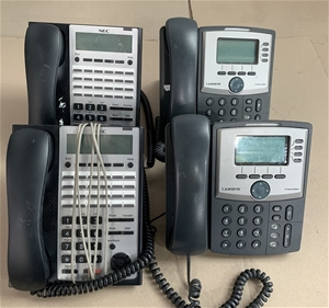 Qty 4 x Assorted Phones