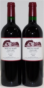 Mount Mary 'Quintet' Red Blend 2004 (2x