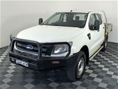 2012 Ford Ranger XL 4X4 PX T/Diesel Auto Crew Cab Chassis