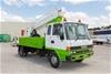 1994 Isuzu FSR 592B 4x2 Travel Tower Truck