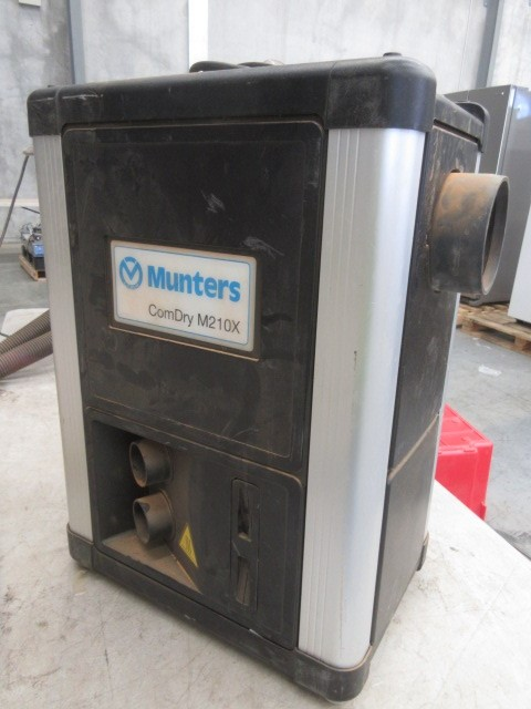 Munsters Comdry M210X Air Filter / Cooler / Drier Unit