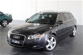 Unreserved 2006 Audi A4 1.8T B7 CVT Wagon