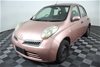 2008 Nissan Micra K12 Automatic Hatchback