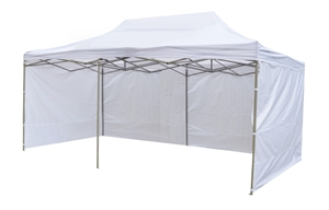3x6m Popup Gazebo Party Tent Marquee Whi