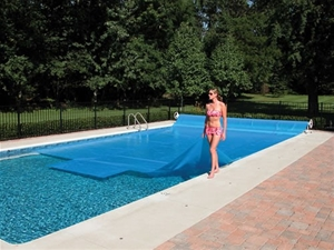 Solar Outdoor Swimming Pool Cover Blanke
