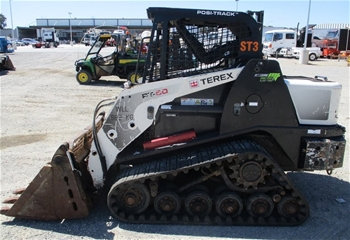 3 x Terex Skid Steer Loaders, PT507