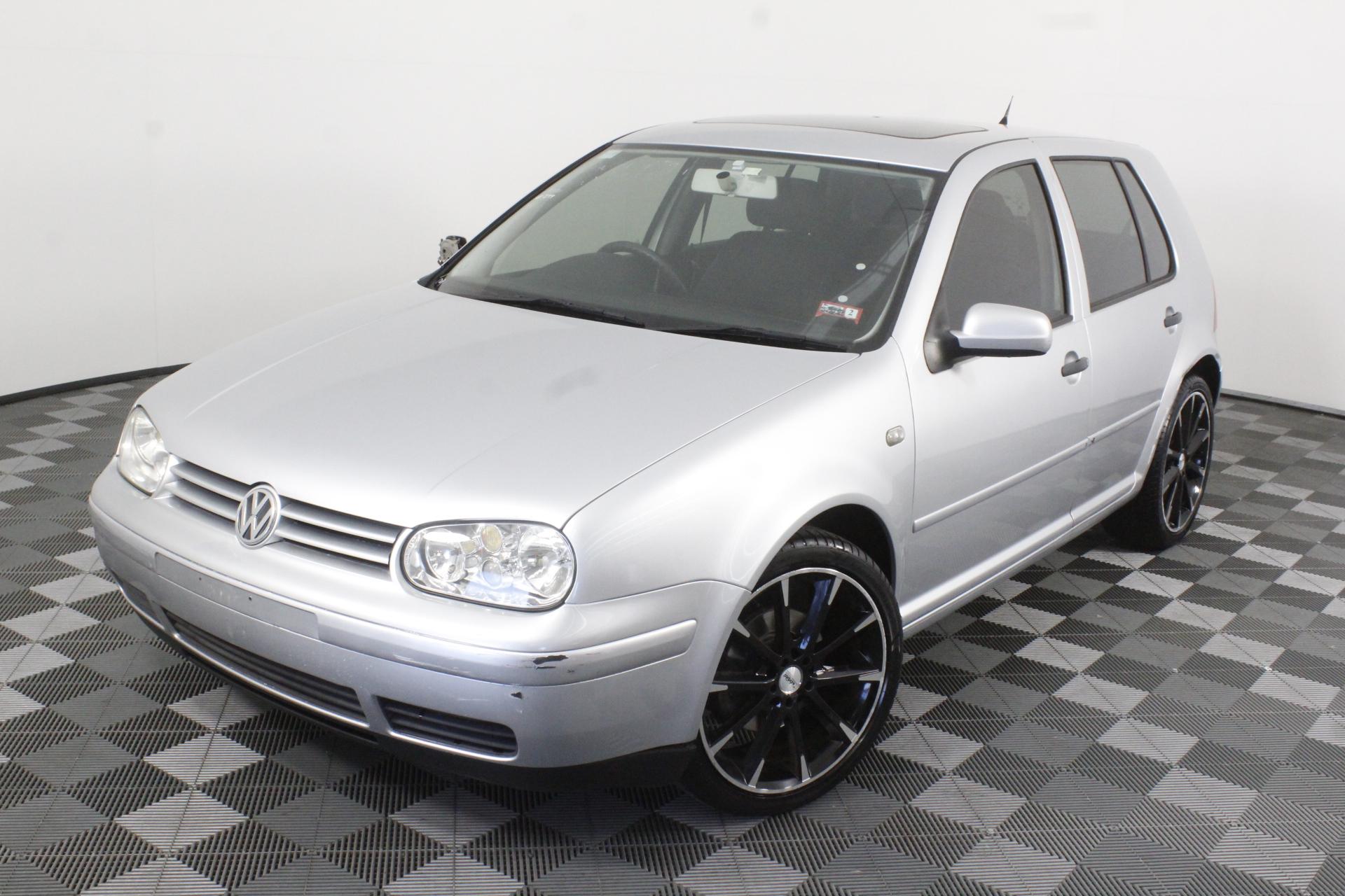 2002 Volkswagen Golf GLE A4 Automatic Hatchback
