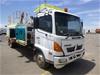 2007 Hino FC4J 4x2 Service Truck