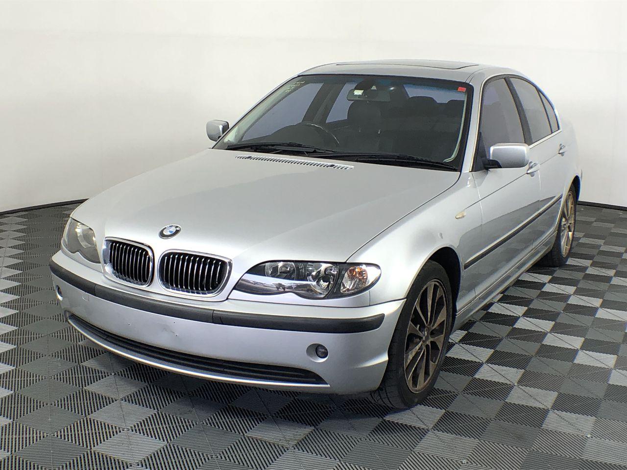 2003 BMW 3 25i E46 Automatic Sedan