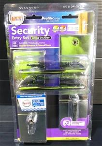 Box of 2 x Lane Security Entry Set, Sing