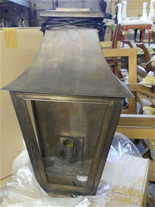 Qty 2 x Code 59 Bronze Light Fitting