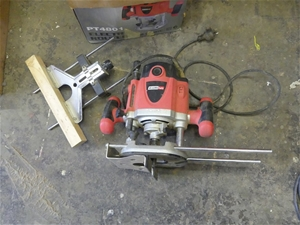 Millers Falls PT4801 Electric Router