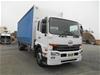 2013 U.D. PK16 280 Condor 4 x 2 Curtainsider Rigid Truck