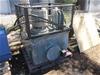 1x Hydraulic Press Pump Unit