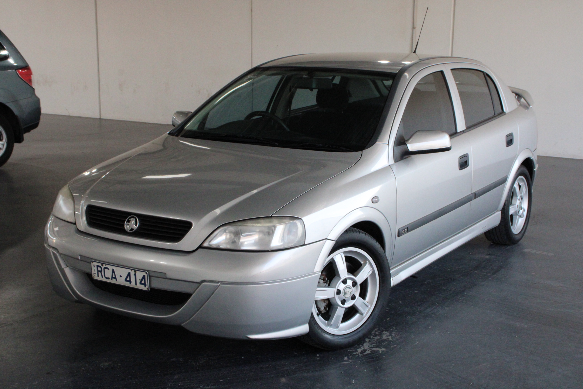 2001 Holden By Design Astra CD TS Automatic Hatchback