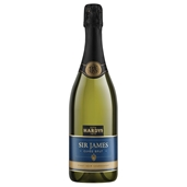 Hardy's `Sir James` Cuvee Brut 2019 (6 x 750mL), SE AUS.