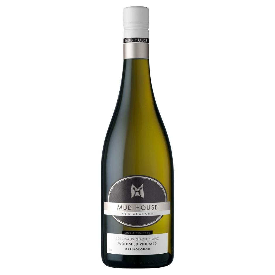 Mud House `Single Vineyard` Sauvignon Blanc 2018 (6 x 750mL), NZ.