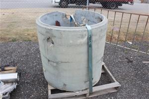 Concrete Soak Well