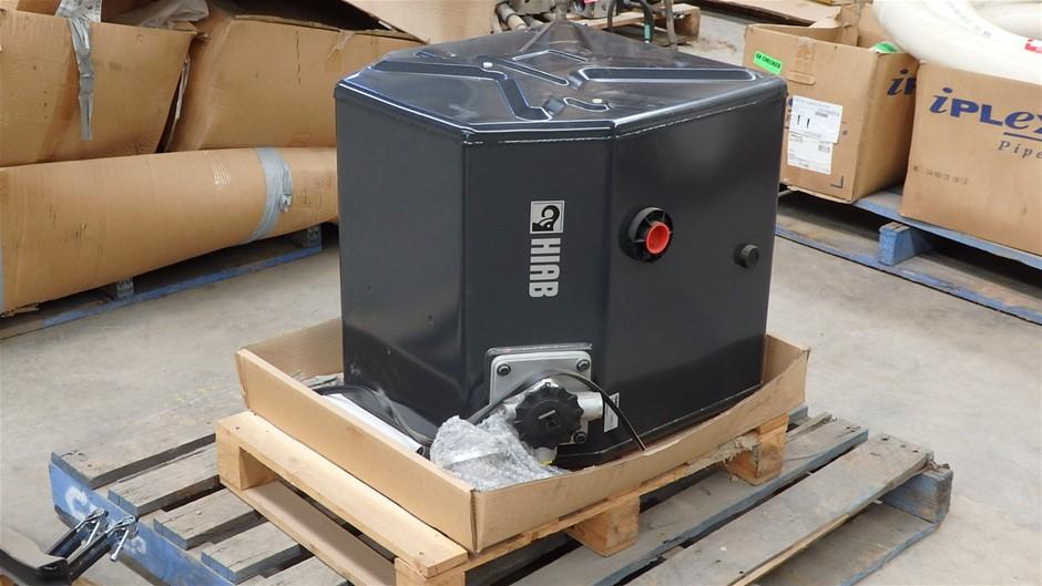Hiab Crane Hydraulic Tank