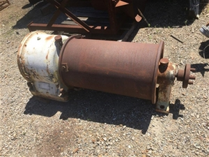 Cyclo Winch Drum 750mm Wide x 450mm Dia.