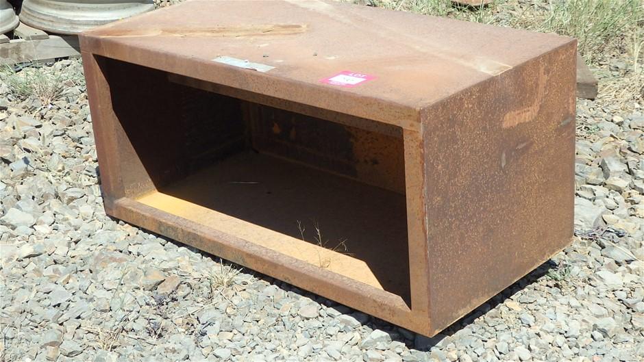 Steel Fabricated Box