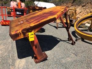 Caterpillar D7h Rops Canopy Open 2rg4051