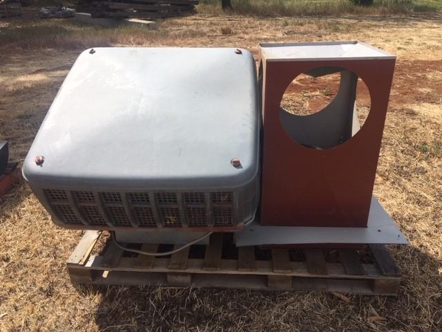Braemar Contour Roof Mounted Evaporative Air Conditioning Unit