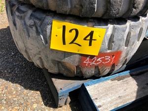 Caterpillar 262c Tyre And Rim Gp R16.5 Y
