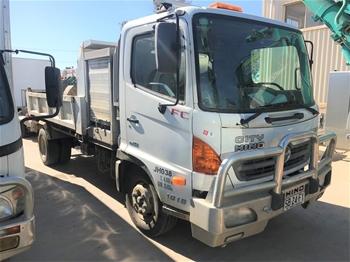 2008 Hino FL 500-FC4U 4 x 2 Tipper Truck