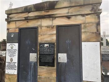 Mausoleum For 8
