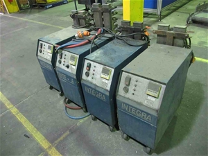 A Quantity of 4 Intergra Die Heaters (O'